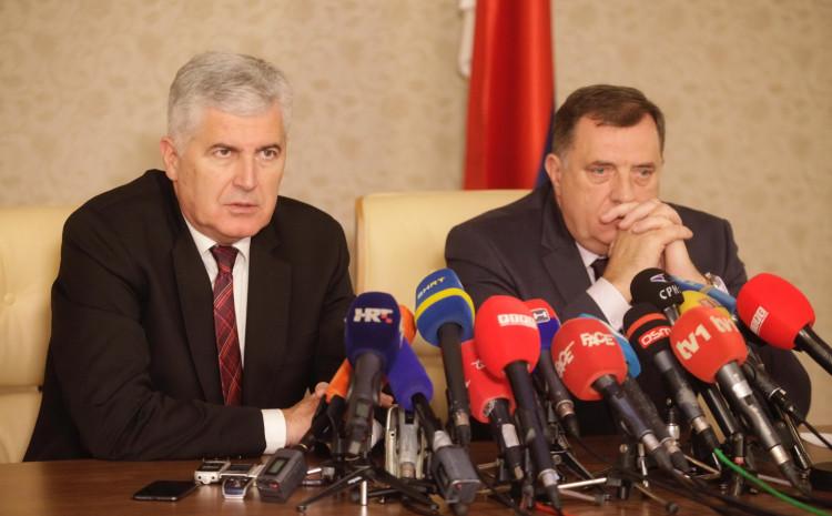 Dodik: Traže rješenje o promjeni Izbornog zakona