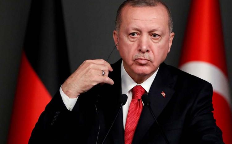 Erdoan: Rasistički terorizma širi se poput kuge u mnogim zapadnim zemljama