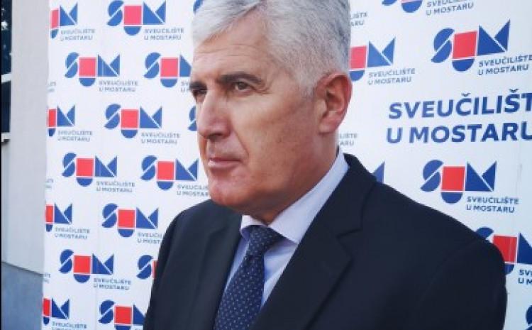 Čović: Do kraja godine naznake izbornog zakonodavstva