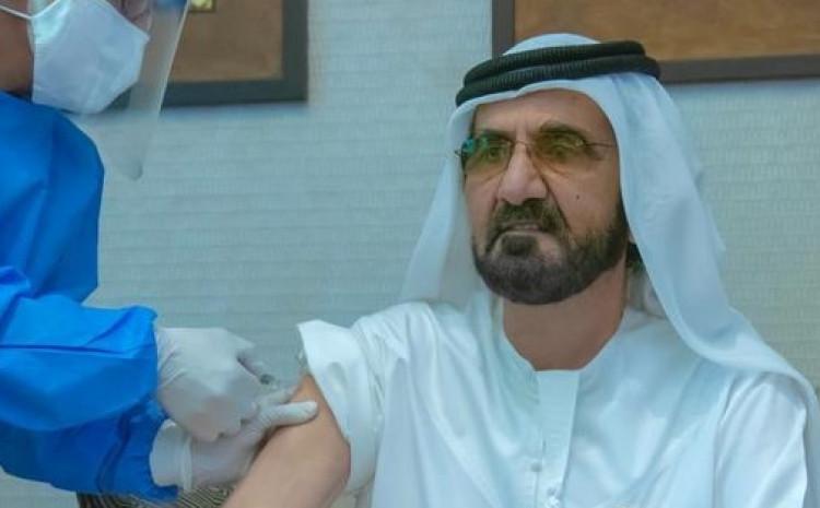 El Maktoum je i premijer Ujedinjenih Arapskih Emirata.