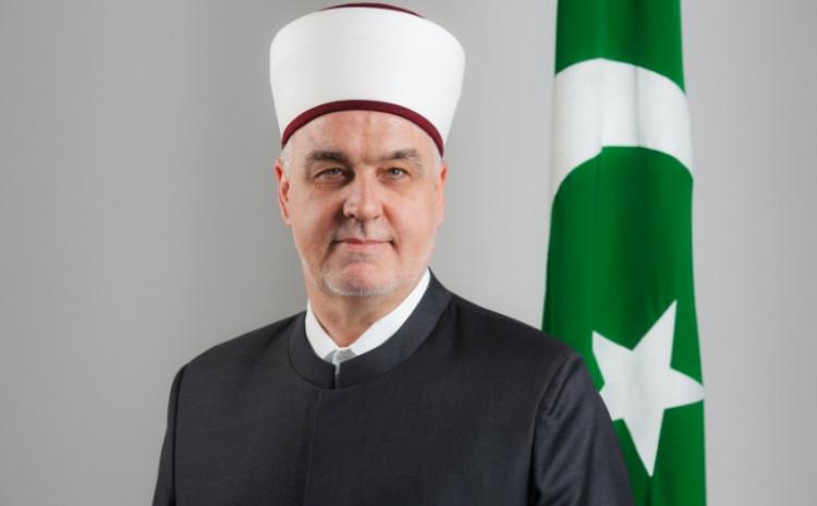 Ef. Kavazović: Najviši vjerski autoritet u ovom dijelu Evrope