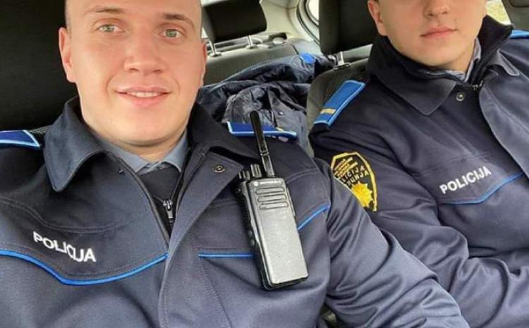 Policajac se vratio u uniformu nakon osam mjeseci