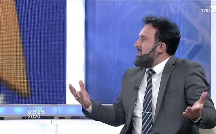 Nezavisni kandidat Muhamed Kubat