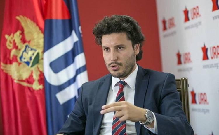 Abazović: Predložen za ministra odbrane