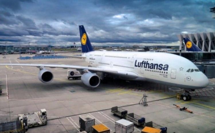 Lufthanza obustavlja letove za Sarajevo i Zagreb