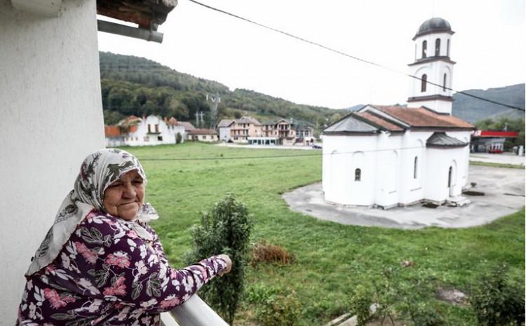 Fata Orlović: Vratila se u Konjević-Polje