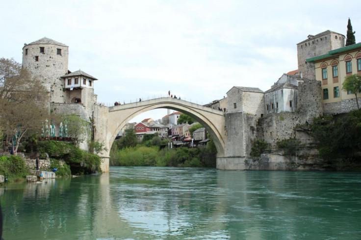 Stari most danas