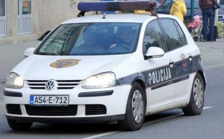 Policija uhvatila razbojnika