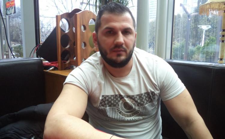 Meho Bešić važi za žestokog momka u Srebreniku