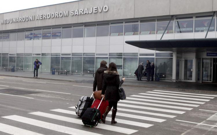 Aerodrom Sarajevo: Zbog mjera Štaba FBiH