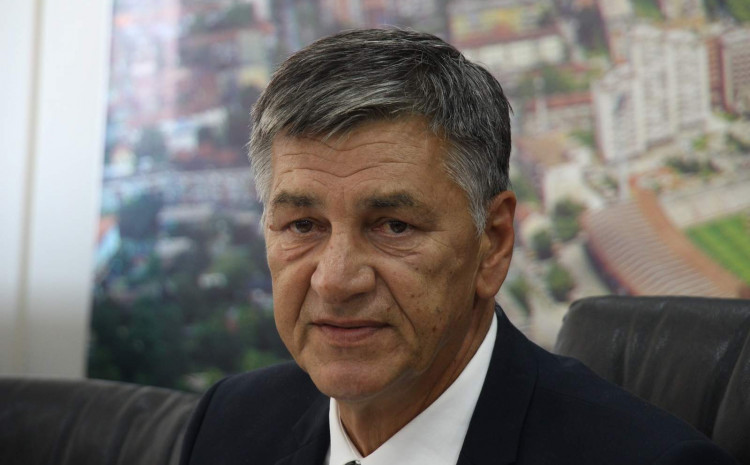 Aktuelni gradonačelnik Zenice Fuad Kasumović