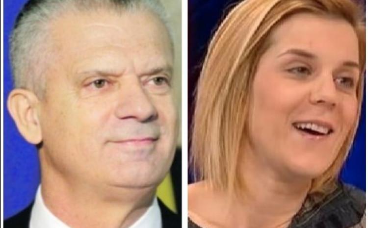 Fahrudin Radončić i Emela Burdžović