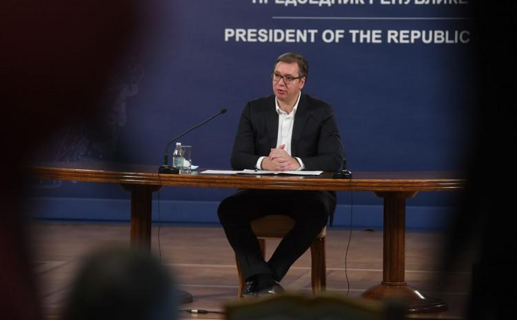 Vučić: Postoji mogućnost saradnje