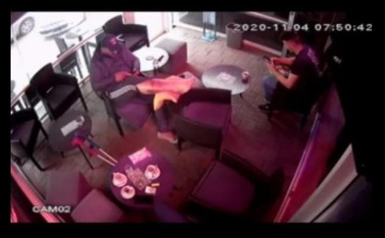 Meho Bešić u kafićima pravio probleme