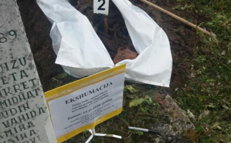 S ekshumacije u Olovu