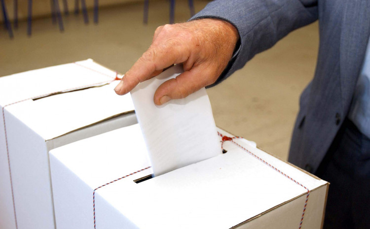 Odziv birača do 11 sati je 14,88 posto