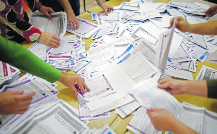 Zatvaranje biračkih mjesta uglavnom je izvršeno u skladu sa propisima