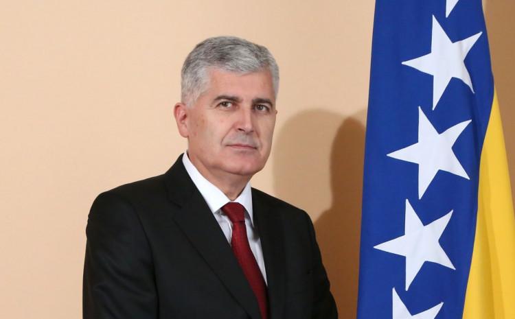 Dragan Čović, predsjednik HDZ-a