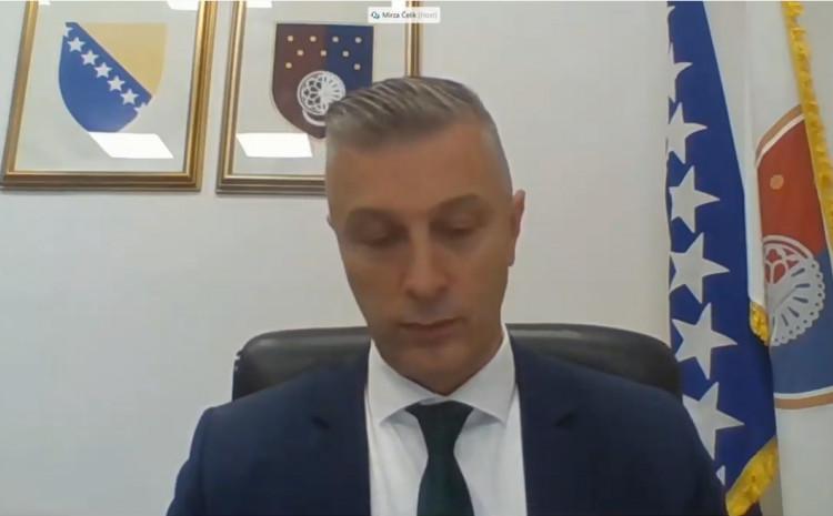 Mirza Čelik, predsjedavajući Skupštine KS