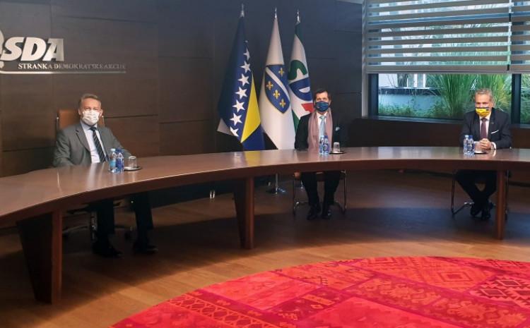Održan sastanak u Sarajevu