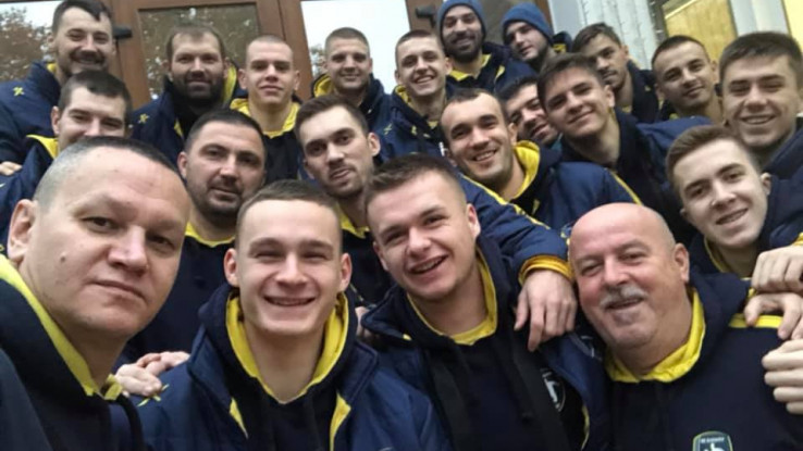 Radost Gračanice nakon velikog uspjeha u Ukrajini