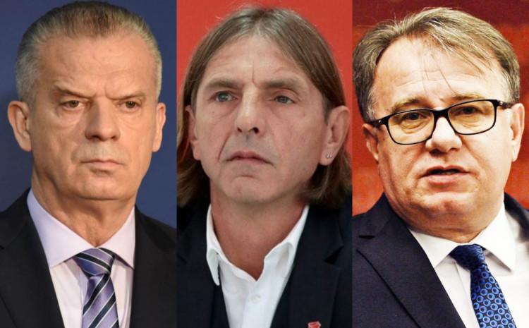Radončić, Kojović, Nikšić: Okupljanje na platformi sekularne i multietničke države