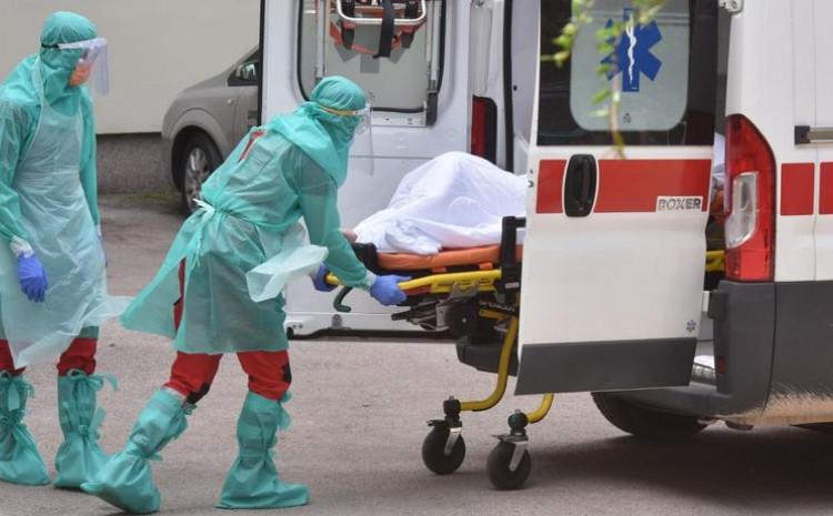 Veliki broj umrlih od koronavirusa