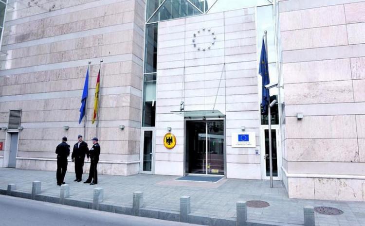 Njemačka ambasada Sarajevo