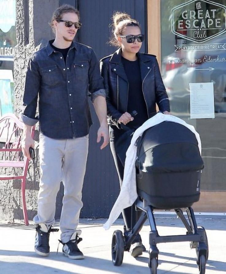 Dorsi i Rivera iz sretnijih dana sa sinom