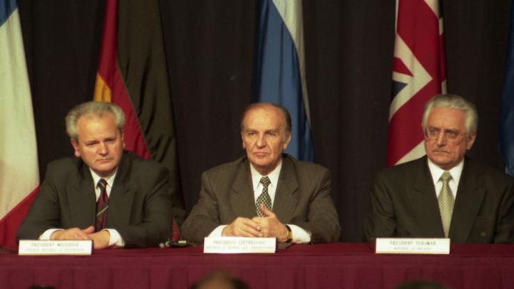 Milošević, Izetbegović i Tuđman pristali na dogovor