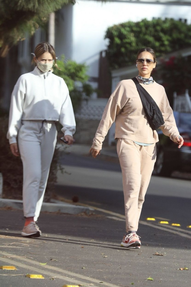 Džesika Alba i njena kćerka