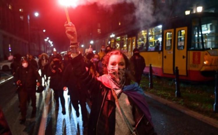 Protesti u Varšavi