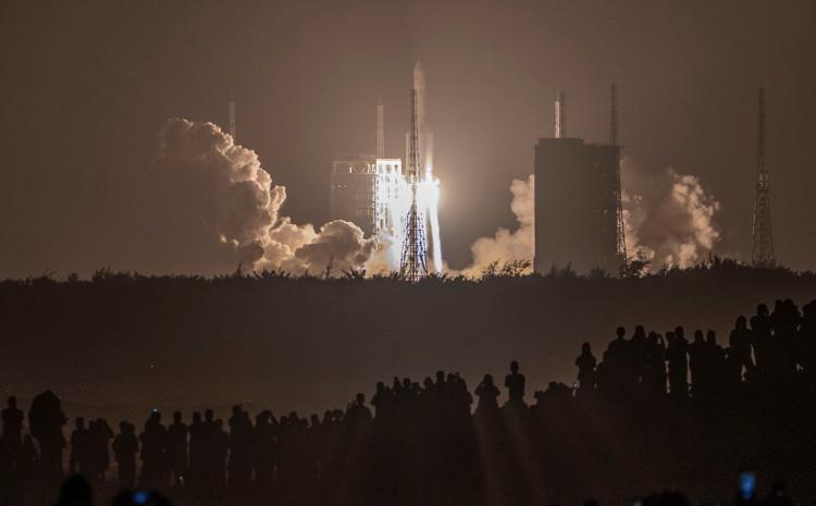 Kina uspješno lansirala robotiziranu svemirsku letjelicu