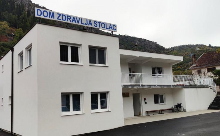 Novoizgrađeni Dom zdravlja Stolac Uzinovići