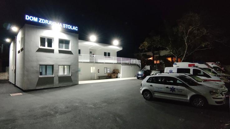 Dom zdravlja Stolac Uzinovići