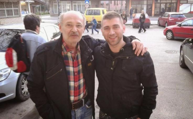Mustafa Nadarević i Elmedin Leleta