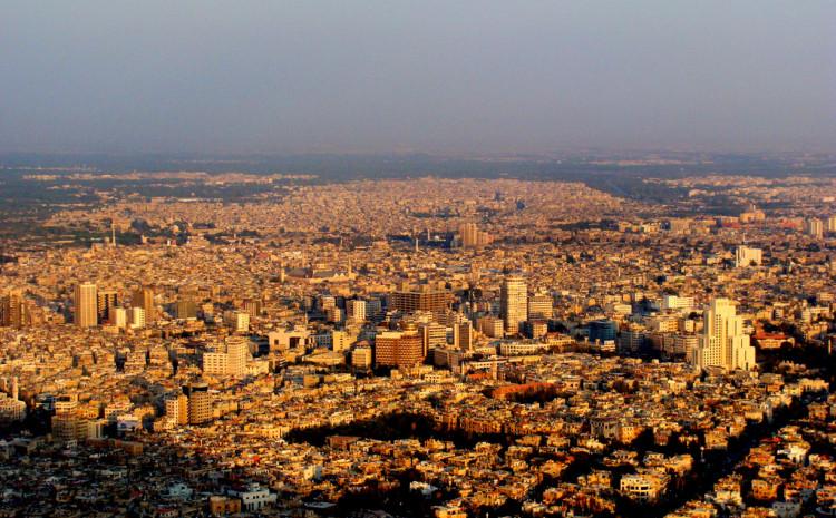 Izrael izvršio zračne udare u oblasti južnog predgrađa Damaska