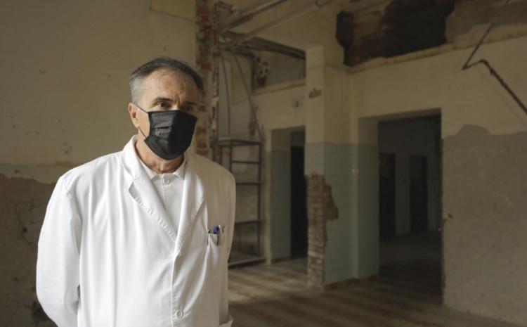 Drljević: Napreduje izgradnja novog izolatorija