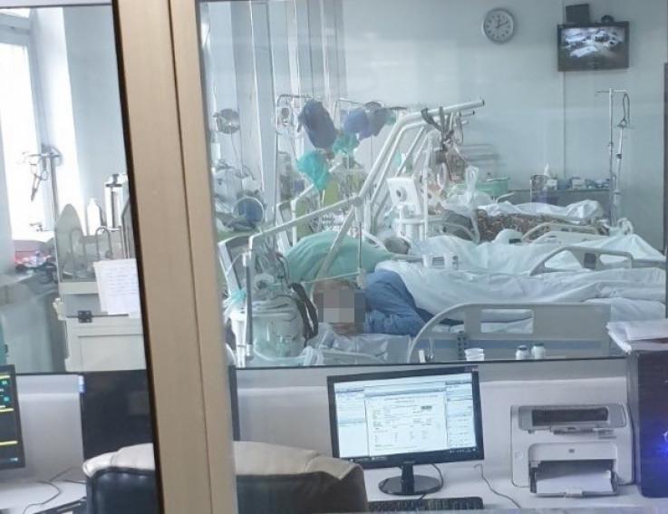 U Covid odjelu na hospitalizaciji jutros bilo 86 pacijenata