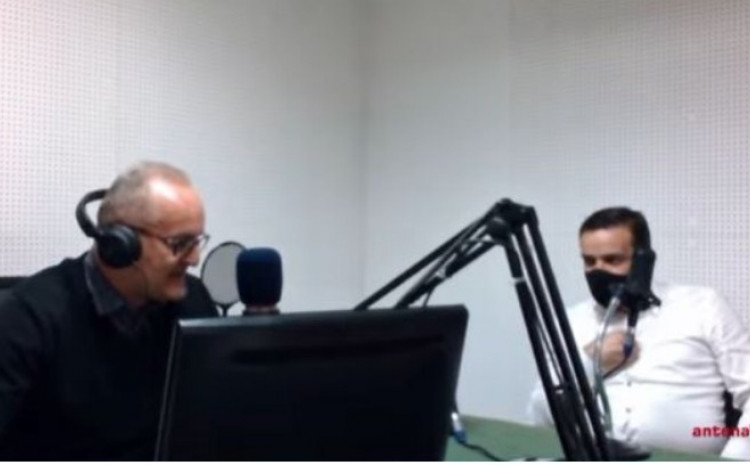 Kadribašić gost na Anteni M