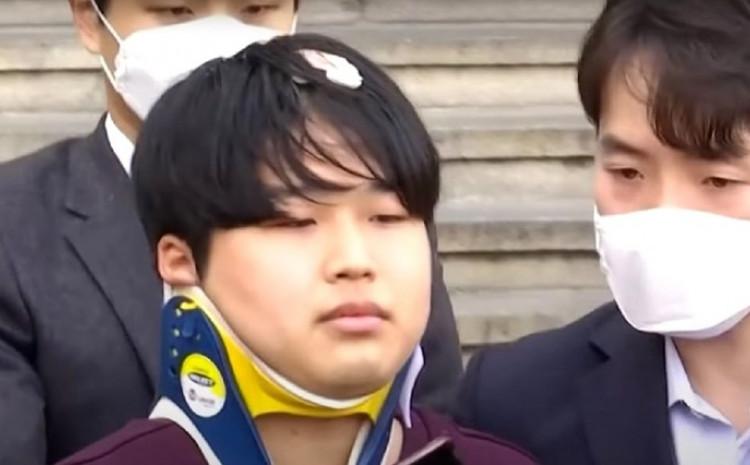 Cho Joo-bin proglašen krivim