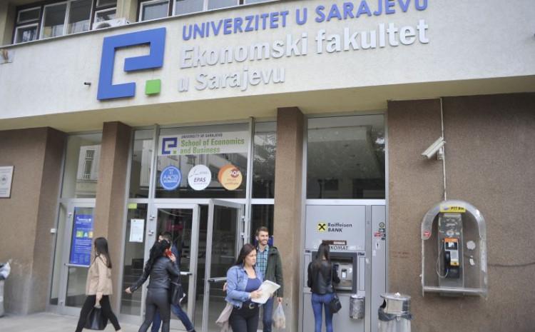 Ekonomski fakultet u Sarajevu