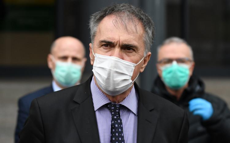 Drljević: Problemi s disanjem