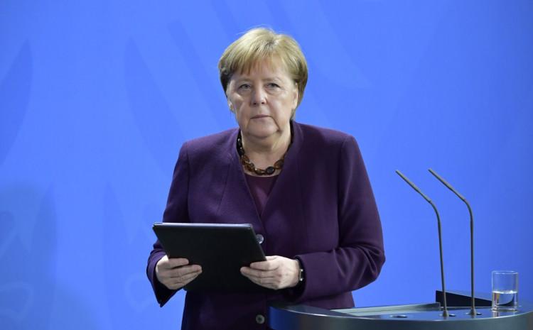 Merkel: Uskoro vakcinacija