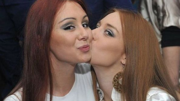 Verena i Dajana Cerovina