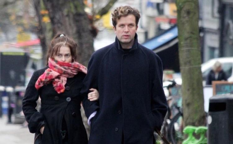 Helena Bonam Karter i Raj Dag Holmbom