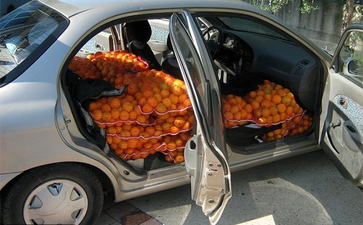 Za mandarine nije imao dokumentaciju o porijeklu