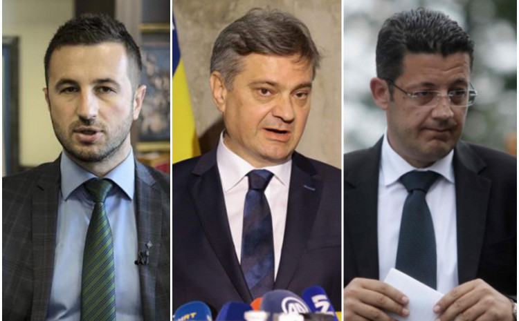 Efendić, Zvidzić i Čampara: Novi talas buntovnika u SDA