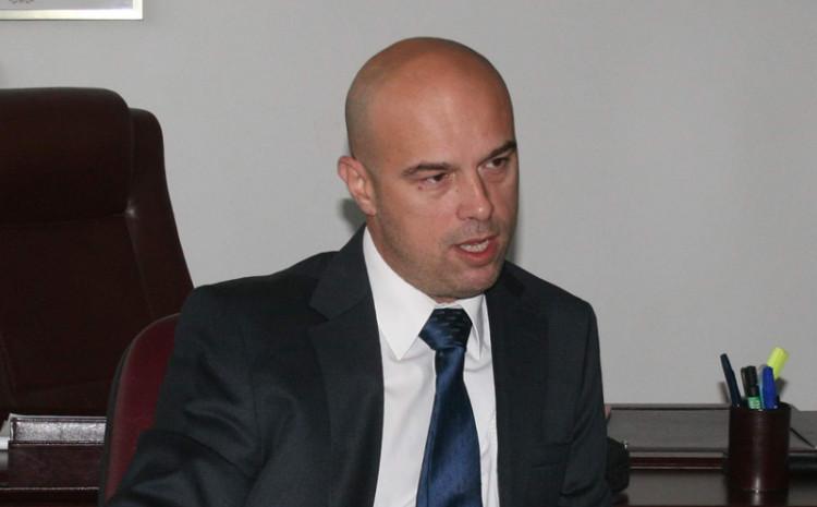 Predsjednik VSTV-a Milan Tegeltija