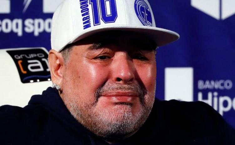 Maradona: Tužan kraj velikog životnog puta